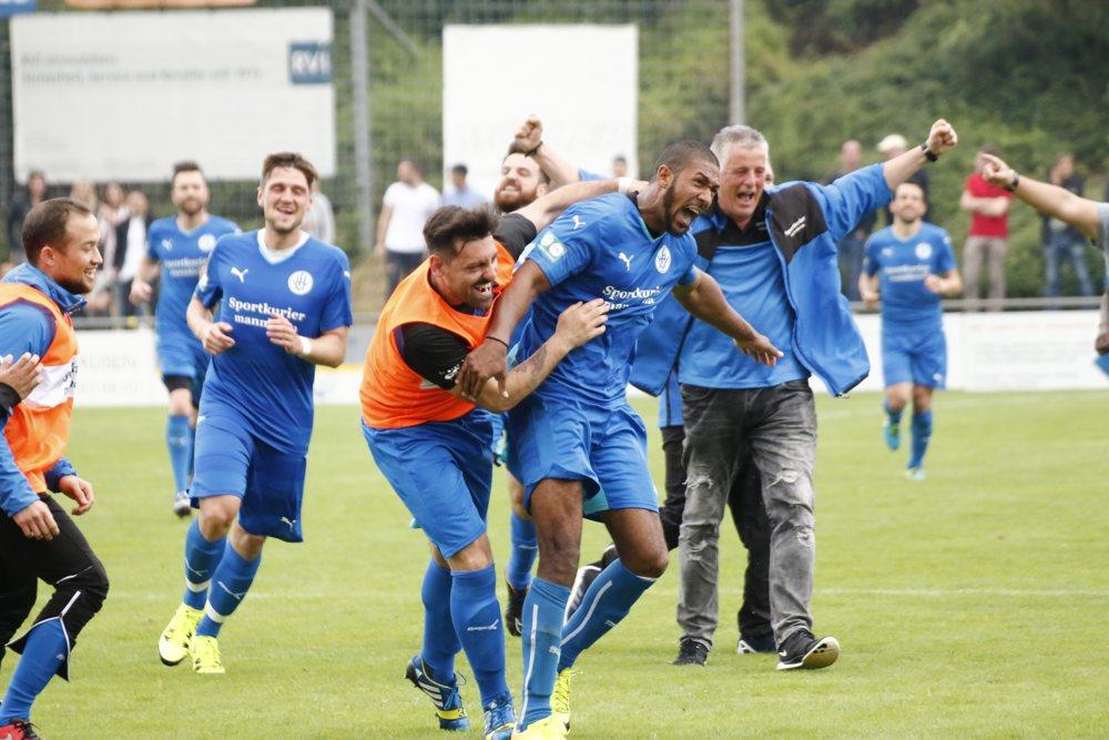 FV Fortuna Heddesheim steigt in die Verbandsliga Nordbaden