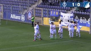 TSG 1899 Hoffenheim II vs Waldhof Mannheim 19. Spieltag 15/16