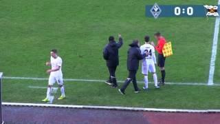 SV Saar 05 Saarbrücken vs Waldhof Mannheim 17. Spieltag 15/16