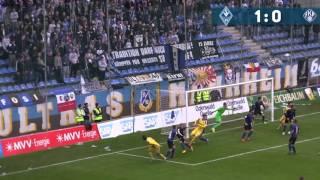 SV Waldhof Mannheim 07 vs FK Pirmasens 14.Spieltag 15/16
