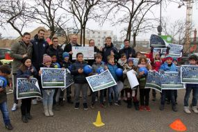 Mannheimer Cleverlinge² kann fortgeführt werden +++ Großzügige Spende aus Reihen des SV Waldhof
