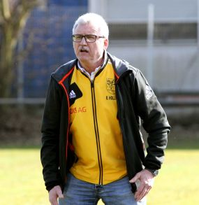 Gartenstadt-Coach Reiner Hollich im Interview +++ In der Fußball-Landesliga Rhein-Neckar zeichnet sich ein Vierkampf um den Titel ab