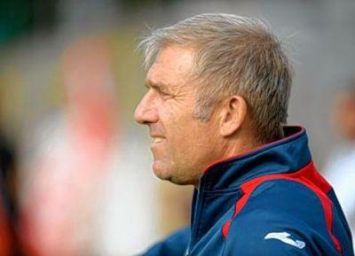 """SV Rohrhof-Coach Wolfgang Stamm: """"Der Klassenerhalt ist durchaus machbar."""""""