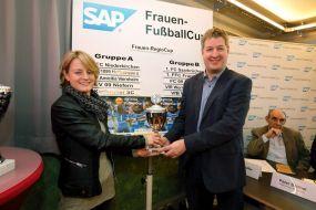 Metropolregion FußballCup der Frauen 20.-22.01.2017 in Rauenberg