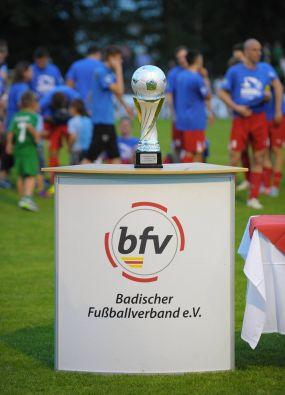 Finale im Krombacher Pokal Baden steht / Neckarelz bezwingt Nöttingen
