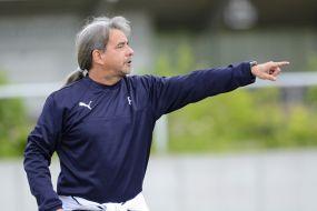 Enrique Cazorla auch 2016/2017 Trainer beim A-Ligisten SSV Vogelstang