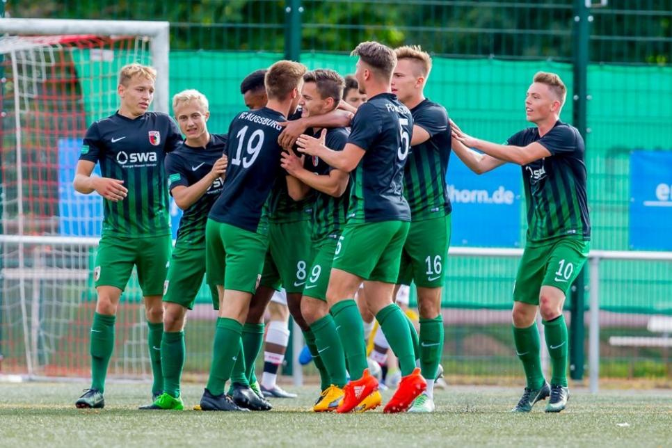 Augsburg hatte den längsten Atem - 2:0-Finalsieg beim Inselcup gegen St. Pauli