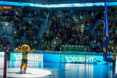 DHB Pokal Auslosung: Löwen empfangen die MT Melsungen - Noch ein Sieg trennt die Badener vom Final4