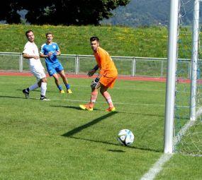Fortuna Heddesheim gewinnt letztes Testspiel mit 3:1 gegen FK Srbija Mannheim