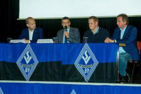 Klaus-Rüdiger Geschwill zum neuen Präsidenten des SV Waldhof Mannheim gewählt