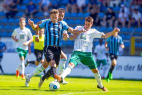 SV Waldhof mit 8. Ligasieg in Folge +++ 2:3 beim FC Homburg