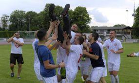 FK Srbija Mannheim steigt in die Kreisliga auf ++ Trainer Demir Duric verlängert