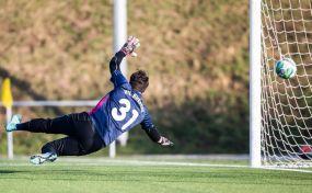 Landesligist VfL Birkenau verliert gegen Fortuna Heddesheim mit 0:9 (0:3) - So. erstes Pokalspiel für die Gölz-Elf