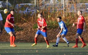 FK Srbija Mannheim schiebt die Favoritenrolle weiter - Schuld ist der kleine Kader