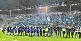 Zusätzliches Sitzplatzkontingent für Aufstiegsspiel des SV Waldhof vs. SF Lotte
