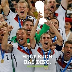 Sensation! Auch der WM-Pokal kommt zum VfR Mannheim