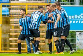 SV Waldhof gewinnt gegen FK Pirmasens und hält Kontakt zur Ligaspitze