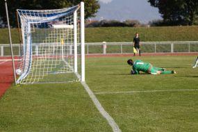 Fortuna Heddesheim bleibt weiter ungeschlagen, verliert aber die Tabellenführung - 1:1 (1:1) gegen den 1. FC Bruchsal