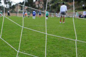Starke Kinder beim Fußballkreis Mannheim