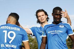 Der 1. FC Bruchsal will die starke Heimserie der Heddesheimer beenden