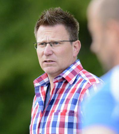 """MFC 08 Lindenhof-Coach Ralf Eckl: """"Wir schielen in der Tabelle in beide Richtungen."""""""