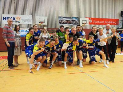 1. Metropolregion HandballCup am 3./4. September in Wiesloch