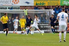 SV Waldhof holt 0:0 bei den Sportfreunden Lotte - Gute Ausgangsposition +++ Sonntag ausverkauftes Haus?