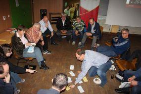 Erfolgreicher und gut besuchter Vorstandstreff in Mannheim
