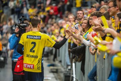 Löwen schlagen den VfL Gummersbach