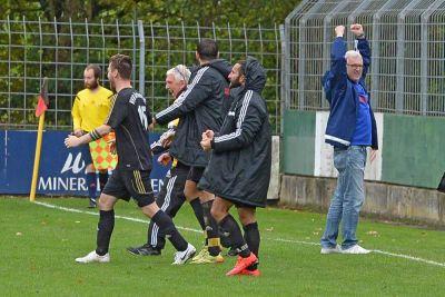 VfB Gartenstadt marschiert und marschiert - 1:0 Sieg beim VfB Eppingen - Pakel erzielt Treffer des Tages