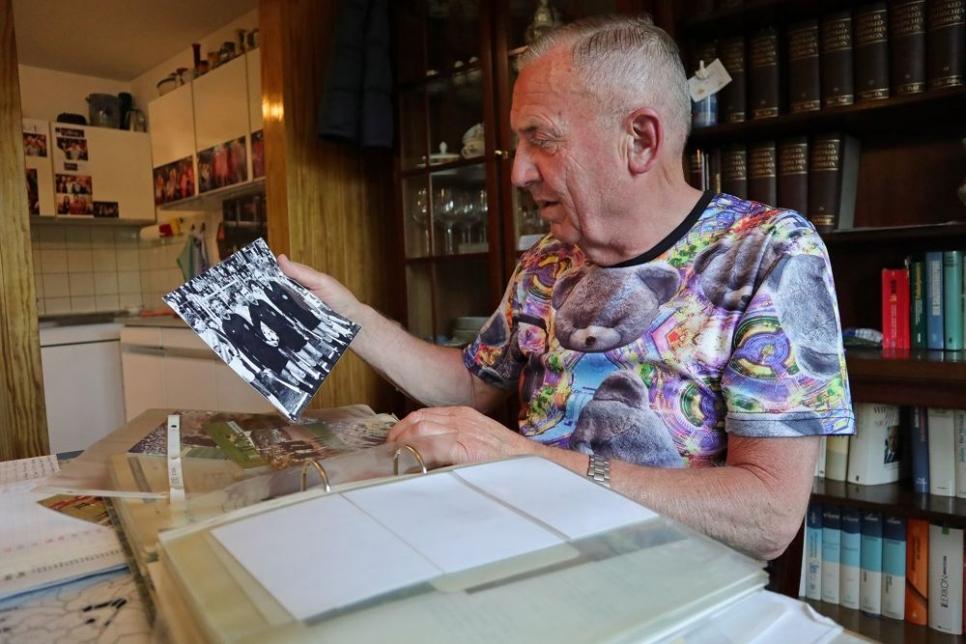 Rainer Jupe im Portrait ++ Der 75- jährige hatte als Schiedsrichter eine imposante Laufbahn