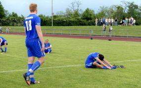 """FV 08 Hockenheim muss absteigen -  Trainer Manuel Muth: """"Leider haben einige Spieler den Ernst der Lage nicht erkannt"""""""