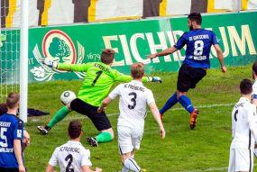 SV Waldhof Mannheim auf Meisterschaftskurs +++ 3:0 Sieg über Freiburg