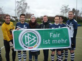 """""""Fair ist mehr""""-Monatssieger August 2015: Waldemar Anschütz von der TSG Eintracht Plankstadt"""