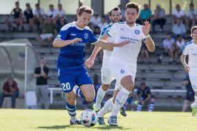 Badischer Pokal: TSG 62/09 Weinheim bezwingt Fortuna Heddesheim 1:0 (1:0) und zieht ins Achtelfinale ein