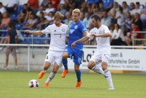 SV Elversberg nimmt aus Walldorf alle drei Punkte mit