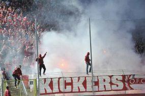 Offenbach-Spiel - Hinweise + Organisatorisches für die Stadionbesucher