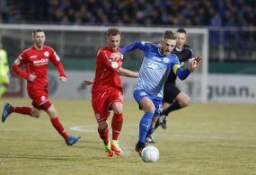 FC Astoria schrammt an der Sensation vorbei +++ Bielefeld siegt 5:6 nach Elfmeterschießen