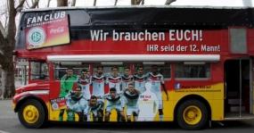Noch 14 Tage: Der FIFA WM-Pokal kommt! Auch Fanclub der Deutschen Nationalmannschaft in Mannheim mit dabei