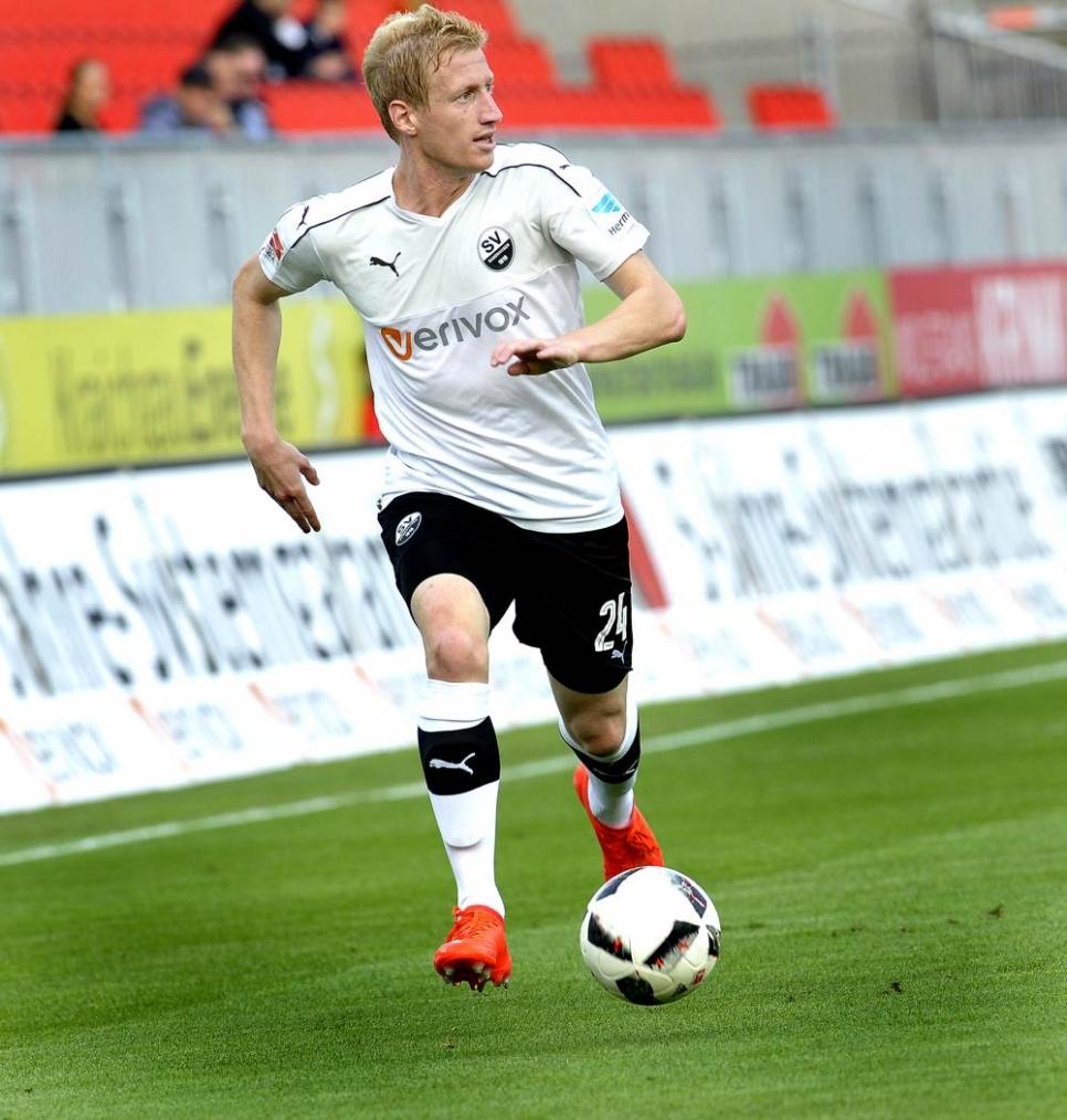 Cool geblieben im Hexenkessel - Der SV Sandhausen erkämpft sich in Braunschweig ein 1:1 Unentschieden