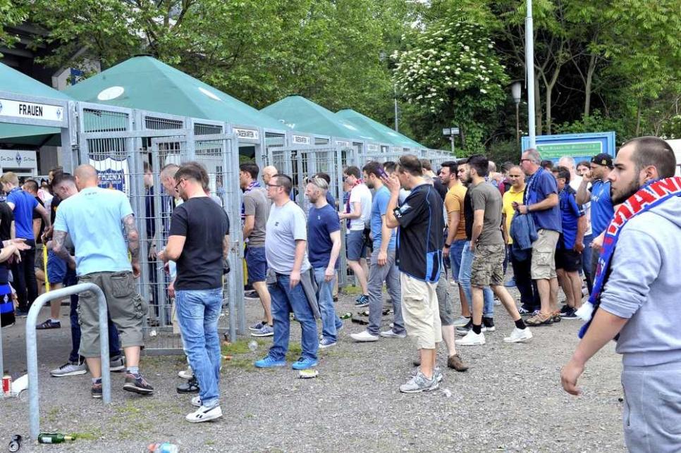 Infos zum Ticketverkauf für die Aufstiegsspiele des SV 07 Waldhof Mannheim