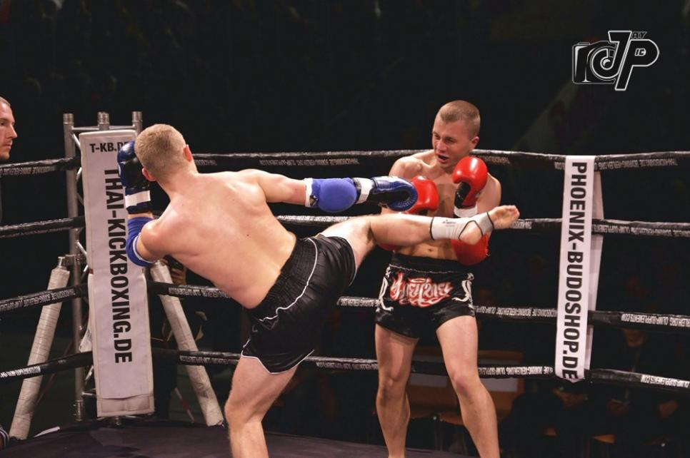 It`s Rookie Time: Fight Day Mannheim in der GBG Halle am Herzogenried