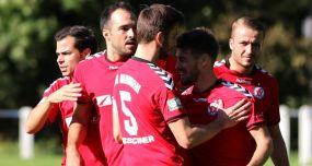 Atik-Elf bleibt nach 1:0 in Durlach-Aue in der Spitzengruppe