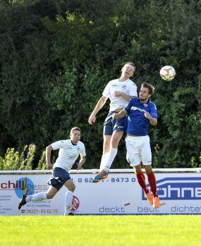 Fortuna Heddesheim verpflichtet Yannick Wöppel vom TSV Wieblingen