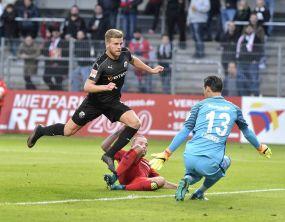 Sandhausen gewinnt Testspiel gegen Eintracht Frankfurt