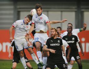 SV Sandhausen unterliegt im Test beim 1. FSV Mainz 05 mit 2:0 (1:0)