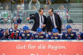 Niederlage in Ingolstadt +++ ERC Ingolstadt vs. Adler Mannheim 3:1 (1:0, 1:0, 1:1)