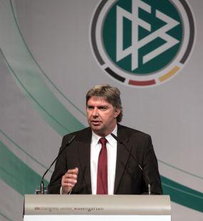 DFB-Vizepräsident Ronny Zimmermann zum Rücktritt Wolfgang Niersbachs