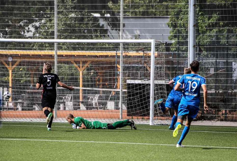 Fortuna Heddesheim schießt sich den Frust von der Seele +++ 6:2 (1:1) Sieg gegen SpVgg. Neckarelz