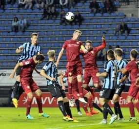 VfB Stuttgart II erkämpft sich Punkt beim SV Waldhof